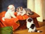 Company Fluffy Kittens