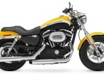 HD Sportster 1200 Custom 2012