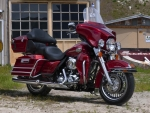 Harley Davidson Touring Ultra Classic Electra Glide 2012