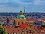 St. Nicholas Church, Mala Strana, Lesser Town, Prague