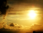 Golden Sun Rise