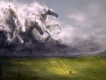 Clouds of Horses