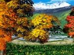 ~*~ Autumn Lake ~*~