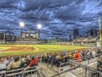 pittsburgh pirates baseball stadium hdr