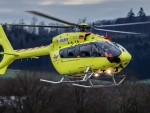 Airbus EC145t2 Ambulance Helicopter