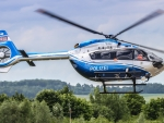 Airbus EC145t2 Police Helicopter