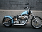 Sky Blue Chopper
