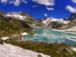 Wedgemount Lake, BC