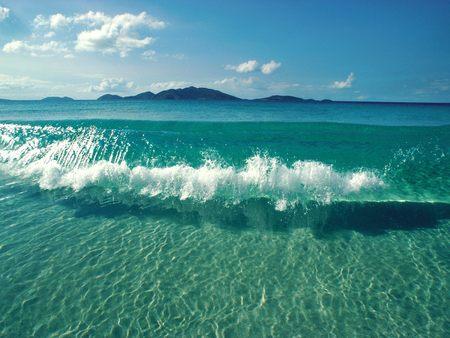 Sparkling Crystal Clear - Beautiful Ocean Water - clear, hmmmmmmmmmmmmmm, playa oceano beach serenity, beautiful water, clear water, crystal water, sparkling