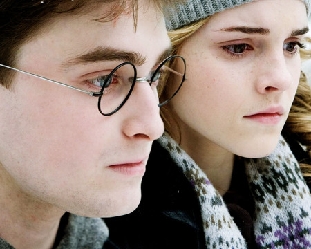 Harry Potter - hp, english, emma watson, potter, daniel radcliffe, harry, british, hermione