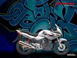 Hero Honda bikez