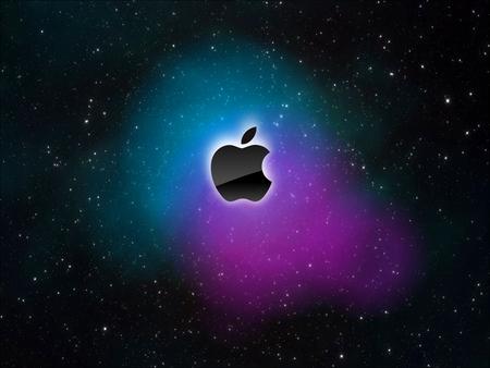 Wallpaper Apple Galaxy Apple Technology Background