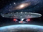 Star Trek Enterprise - NCC-1701-D Starship