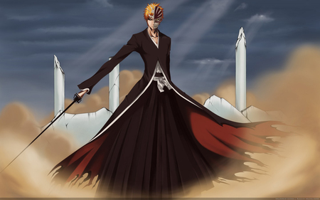 this is my bankai - ichigo, this is my bankai