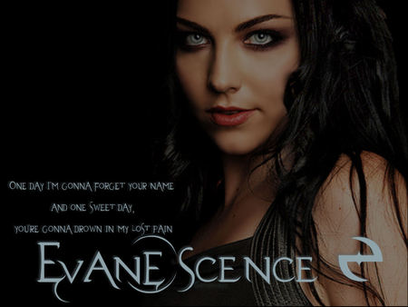 Evanescence (Amy Lee) - evanescence