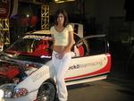 Model @ Car Show - Toronto