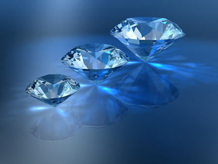 Sparkling Diamonds Photography Abstract Background Wallpapers