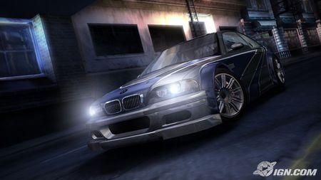 Bmw M3 Gtr Need For Speed Carbon Other Video Games Background