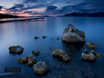 Pyramid Lake Wallpaper