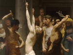 The Flagellation of Our Lord Jesus Christ by Bouguereau