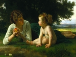 Temptation by Bouguereau