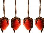 Strawberrries and chocolate