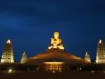 Buddha Memorial Center-Taiean
