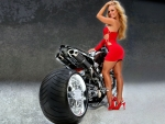 Model and Superbike