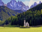 Church in italy