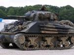 WWII American M4 Sherman Tank