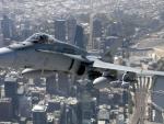 Australian Airforce F-18 Hornet