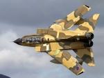 British Tornado Fighter Jet