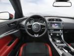 jaguar xe s interrior