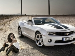 Model and Camaro