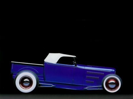 1931 Ford Roadster - truck, hot rod, ford, pickup