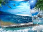 MaDonnas Laptop