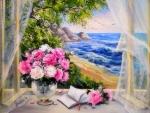 Flower Seaside