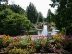 Flower Park in Hamburg