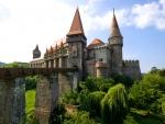 wondrous corvin castle in transylvania