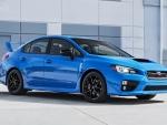 2015 Subaru Series.HyperBlue WRX STI