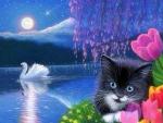 Spring Moonlight