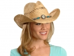 Cowgirl Smile