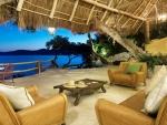 fantastic tropical living room