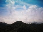 Fuming mountain