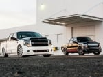 A Pair of Custom 2013 Ford F-150s With Supercharged 6.2L V8s - Team Strike Force