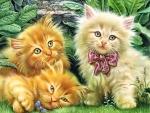 Three Cuties
