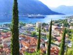 bay at kotor montenegro