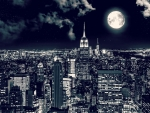 Moonlight in New York