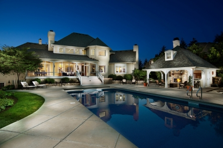 Luxury house houses architecture background wallpapers on desktop nexus image 2005281 - Luxury house wallpaper ...