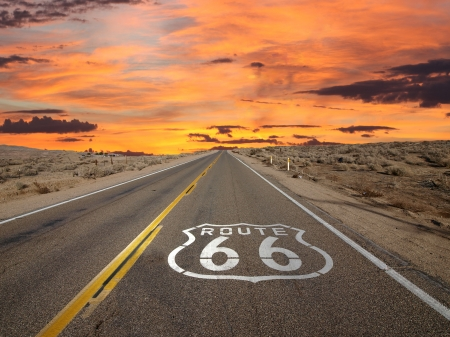 Route 66 Photography Abstract Background Wallpapers On